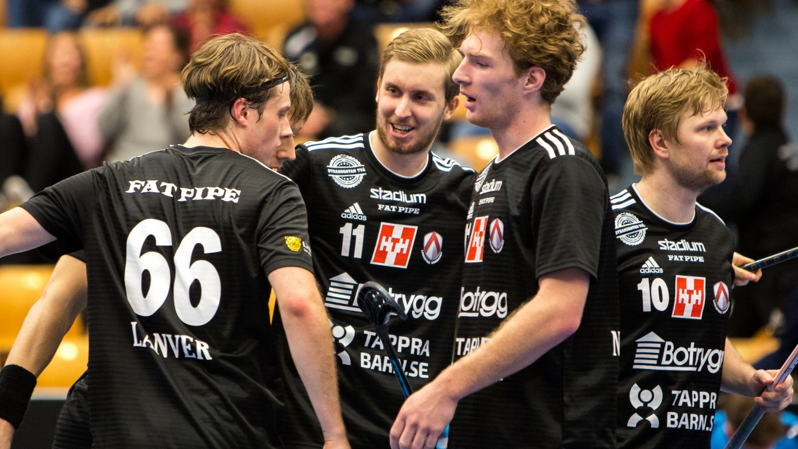 Fredriksson fyra i vm uppladdningen