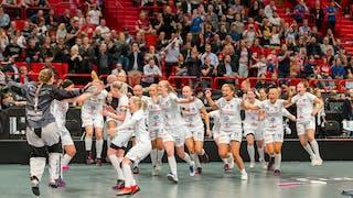 SM-GULD! I våras tog Täby ett något oväntat SM-guld, efter att ha besegrat KAIS Mora i finalen.