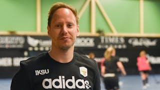Christoffer Suominen senast i KAIS Mora. Han är personen som skall styra TTG-dam uppåt och framåt.