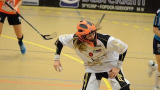 Emma Frisk i aktion
