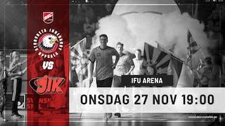 På onsdag är det dags för Storvreta mot Jönköping!
