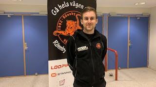 Andreas Harnesk går in som tränare i Västerås Rönnby IBK