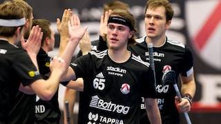 Oskar Hovlund svarade för tre poäng