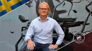 Krister Kalte, ordförande FSSL