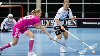 Anna Wijk var tillbaka i KAIS Mora. Foto: Daniel Eriksson
