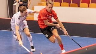 Tio mål har det blivit hittills för Tobias Zälle. Foto: Mats Olofsson   habobild.se