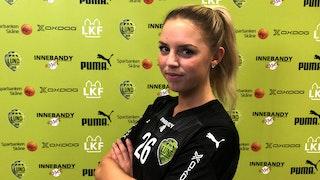 Emelie Rosenqvist lånas in från Kalmarsund